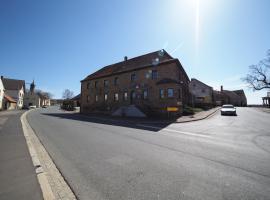 Alte Post Neuses, Prichsenstadt (Gerolzhofen yakınında)