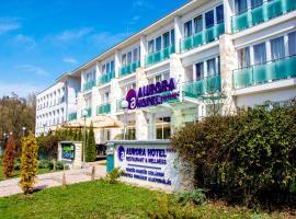 Hotel Aurora, Мишкольц-Тапольца
