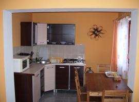 Napfény Apartmanház Cserkeszőlő, Cserkeszőlő (рядом с городом Kunszentmárton)