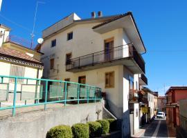 Casa Vacanze del Pollino, Fardella (Francavilla in Sinni yakınında)