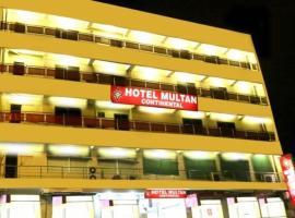 Hotel Multan Continental
