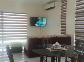Near airport Robinson Mall 7-eleven only 5minutes walk
