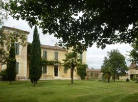 DOMAINE D'ENTUDELLE, Lussan (рядом с городом Castelnau-Barbarens)