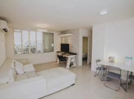 Three Room Apartment - Airport, Лод (рядом с городом Yad Rambam)