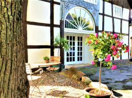 Tolles Fachwerkhaus mit Garten, Kalletal