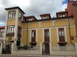 Boleta, San Andrés del Rabanedo (La Virgen del Camino yakınında)