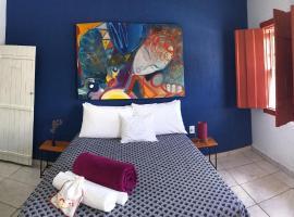 AZ Hostel & Galeria de Arte