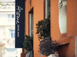 Arome Hotel, Nice
