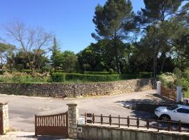 Bruyères et Mimosas ( free parking ), Saint-Christol (рядом с городом Restinclières)