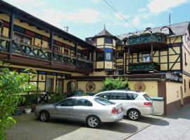Hotel Garni Altes Haus, Lahnstein