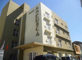 Hotel Cubanacan America, Санта-Клара