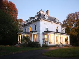 Proctor Mansion Inn, Wrentham