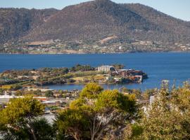 Mona Views, Hobart (Berriedale yakınında)