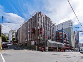 Trinity Hotel, Wellington