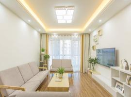 Shanjingrichang No.2 Holiday Apartment Scenic North Gate Country Garden, Wuyishan (Chishi yakınında)