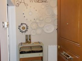 Shabby Chic 3A apartment
