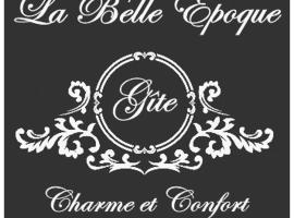Gîte La Belle Epoque, La Gorgue (рядом с городом Laventie)
