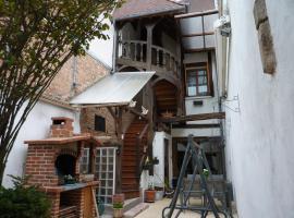 Chez Christian, Auxonne