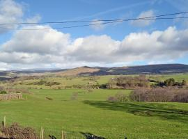 Pennine View, Dufton (рядом с городом Knock)
