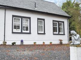 The Lodge, Barrhill
