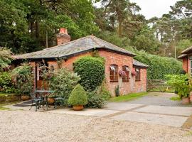 Gardeners Cottage, Hythe (рядом с городом Fawley)