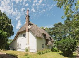 Yew Tree Cottage, Breamore (рядом с городом Downton)