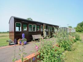 Railway Carriage One, Occold (рядом с городом Дебенхем)