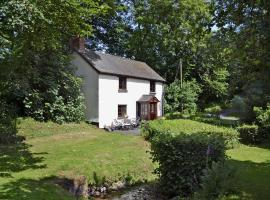 Highbrook Cottage, New Radnor (рядом с городом Llanfihangel-nant-Melan)