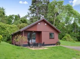 Mountain Thyme Lodge, Letterfinlay (рядом с городом Kilfinnan)