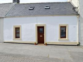Lintie Cottage, Whithorn (рядом с городом Isle of Whithorn)