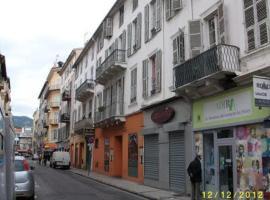 Little Studio in Rue Biscarra
