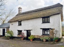 North Town Cottage, Sampford Courtenay (рядом с городом Exbourne)