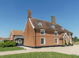 Valley Farmhouse, Wickham Market