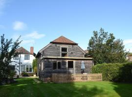 Little Timbers, Woodmancote (рядом с городом Steyning)