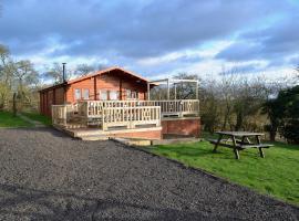 Elderflower Lodge, Peopleton