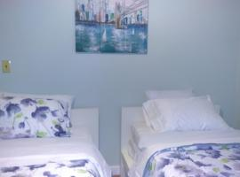 Cozy Guest House, free ferry to Manhattan, Staten Island