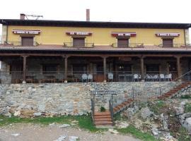 La hornera de Bernardo, Ventanilla (Alba de los Cardaños yakınında)