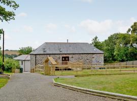 Folley Barn, Clawton