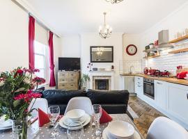 CDP Apartments–Mornington Crescent