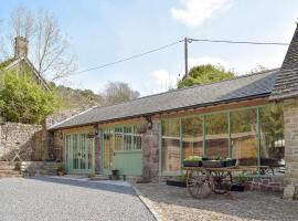 The Coach House at Stable Cottage, Derwydd (рядом с городом Llandybie)