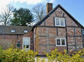 Wrockwardine Cottage, Wrockwardine (рядом с городом Rodington)