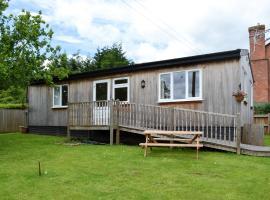 The Lodge @ The Moors, Brockhampton (рядом с городом Fownhope)