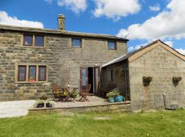 Rough Top Cottage, Todmorden