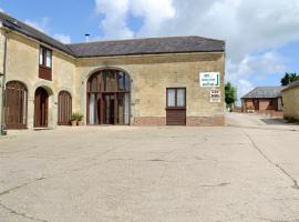 The Barn, Todber
