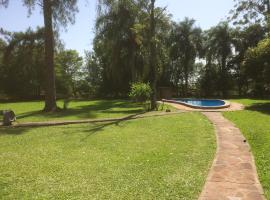 Quinta Don Joel, Corrientes (Santa Ana yakınında)