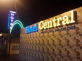 Hotel Central, San Felipe de Puerto Plata (Los Mameyes yakınında)
