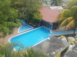 Aquatours, Amapala (рядом с городом Nacaome)