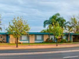 Ventura Motel Renmark, Renmark (Monash yakınında)