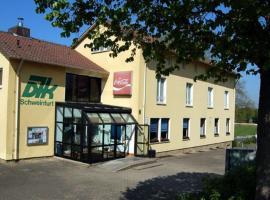 DJK Schweinfurt, Schweinfurt (Geldersheim yakınında)