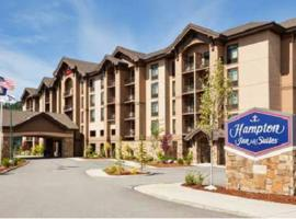 Hampton Inn and Suites Coeur d'Alene, Coeur d'Alene